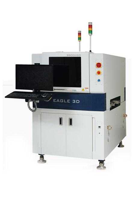 Machines d'inspection